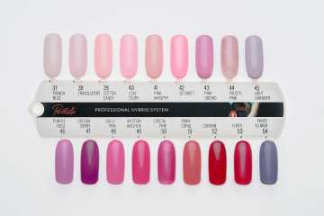 048 Dolly Pink lakier hybrydowy Provocater 4ml